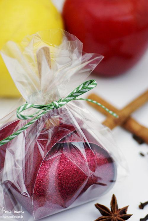Curvy Keepsakes Box Kandierter Apfel