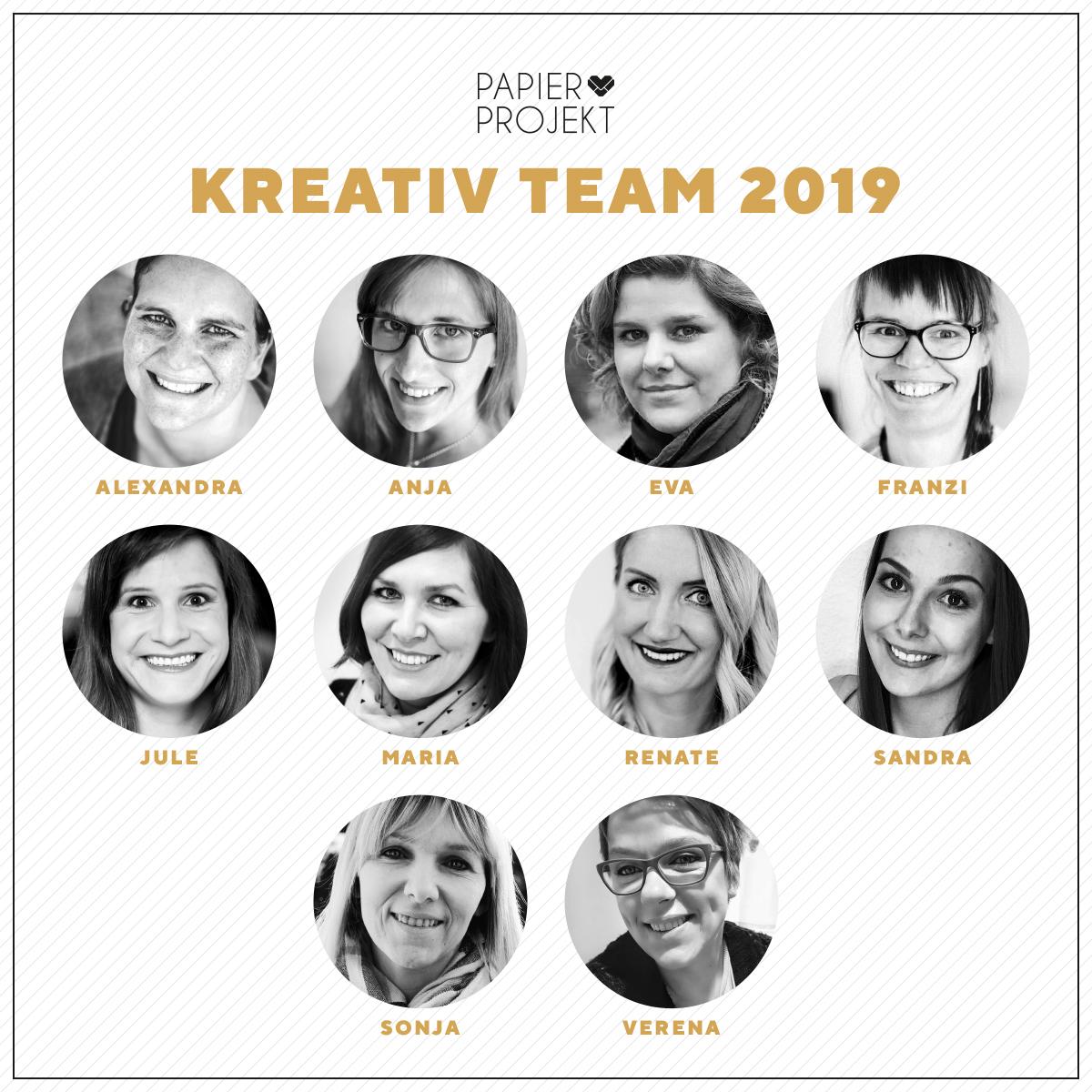 PAPIERPROJEKT Kreativ-Team